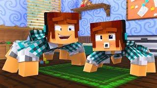 O FILHO DA ARANHA !! - [ Vida de Aranha #5 ] - Minecraft