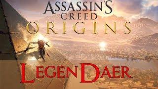 Assassins Creed Origins Ich bin Legendär - Hippodrom Trips und Tricks - I'm Legend Guide