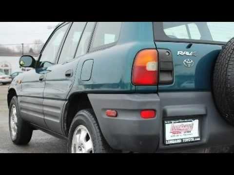 Used 1996 Toyota Rav4 Lombard Il Youtube