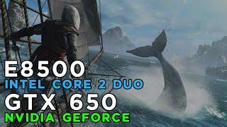 Assassin's Creed Black Flag Gameplay on GeForce GTX650/Core 2 Duo E8500/4GB RAM/Windows 8 x64