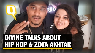 The Quint: Rapper Divine Talks About Hip-Hop, Zoya Akhtar & Ranveer Singh