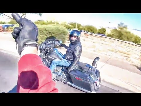 Stupid, Crazy & Angry People Vs Bikers 2018 [Ep.#557] ROAD RAGE