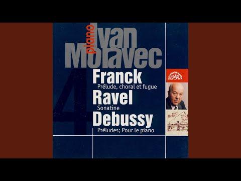 Preludes for Piano - I.st book - selection - La cathédrale engloutie. Profondément calme