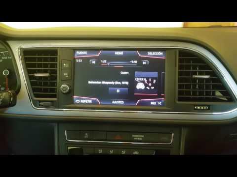 SEAT León Style 2018 sound system