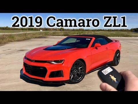 Review: 2019 Chevy Camaro ZL1 | Orange Crush MONSTER