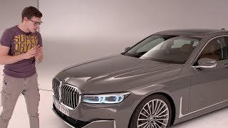 Первый взгляд на BMW 7 Series 2019 (G11 LCI)