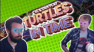 Pizza Slut$ (Turtles in Time Gameplay)