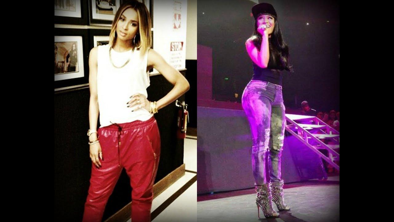 Nicki Minaj Looks Hot On Stage + Ciara's Expensive ...