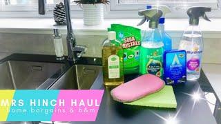 huge mrs hinch home bargans bm cleaning haul megs mode