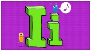 "ABC Song: The Letter I, ""I Use I"" by StoryBots | Netflix Jr"