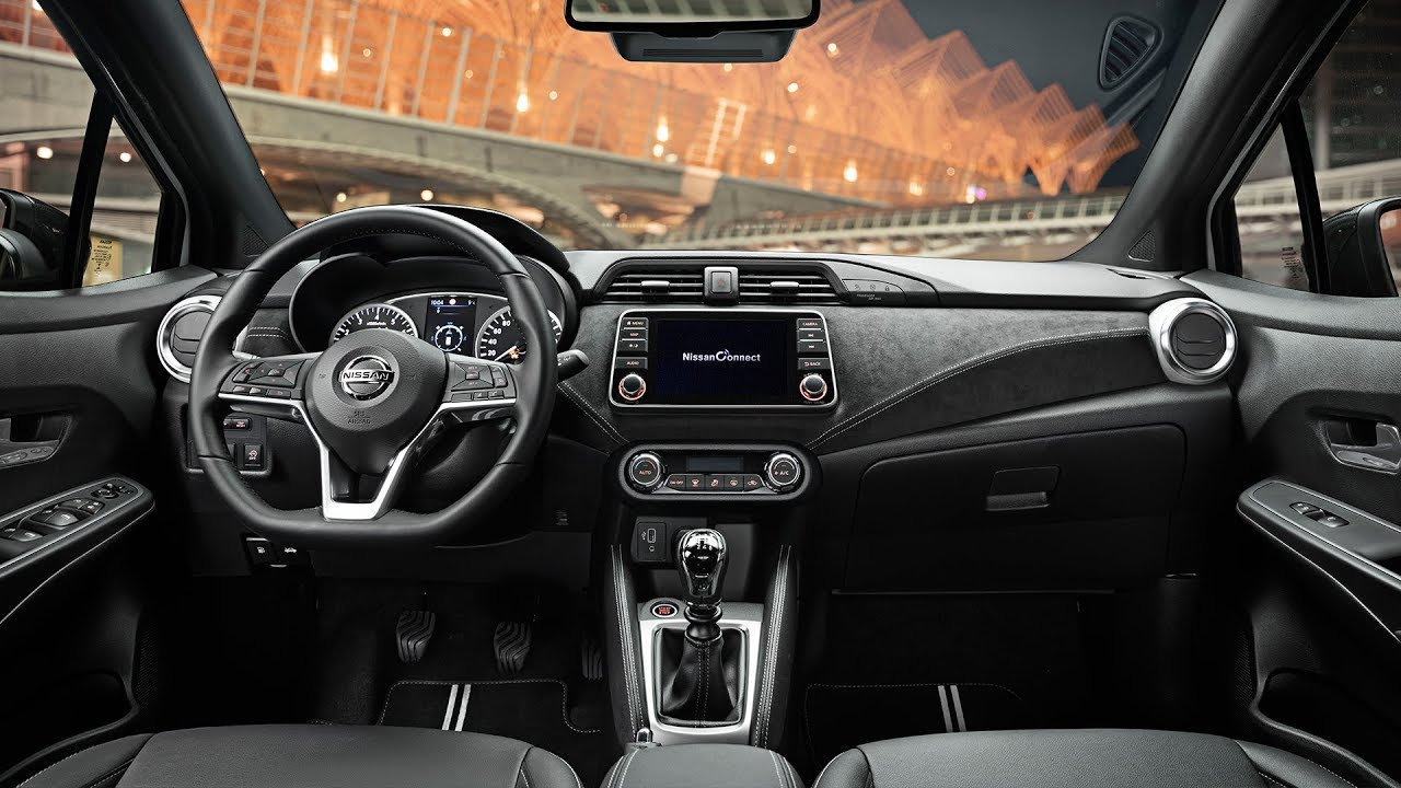 2019 nissan micra n sport interior youtube. Black Bedroom Furniture Sets. Home Design Ideas
