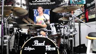 Video AC/DC - T.N.T. - Drum Cover download MP3, 3GP, MP4, WEBM, AVI, FLV Oktober 2017