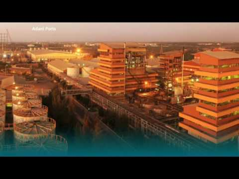 Hazira industrial zone , the best place of surat , gujarat , india
