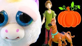 Roblox Toys Dress Up In Finger Surprise Halloween Costumes + Scooby Doo Adventure