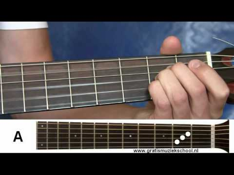 How to play: Bubbly - Colbie Caillat | guitar lesson by gratismuziekschool