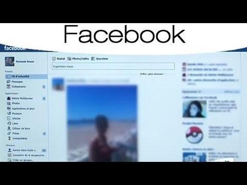 Comment partager une page sur Facebook - YouTube