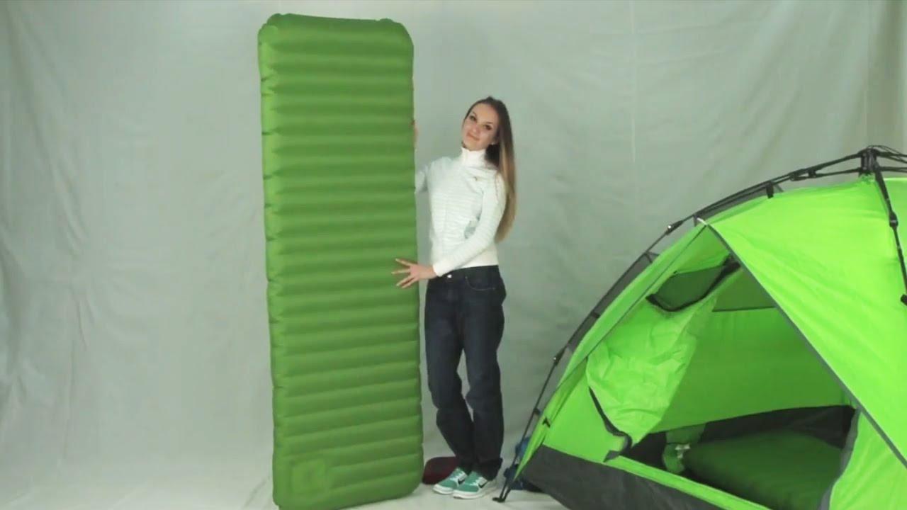 camping air mattress pump Camping Air Mattress with Built in Foot Pump   Altimair Air Bed  camping air mattress pump