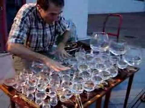 Bowed Glass Sound