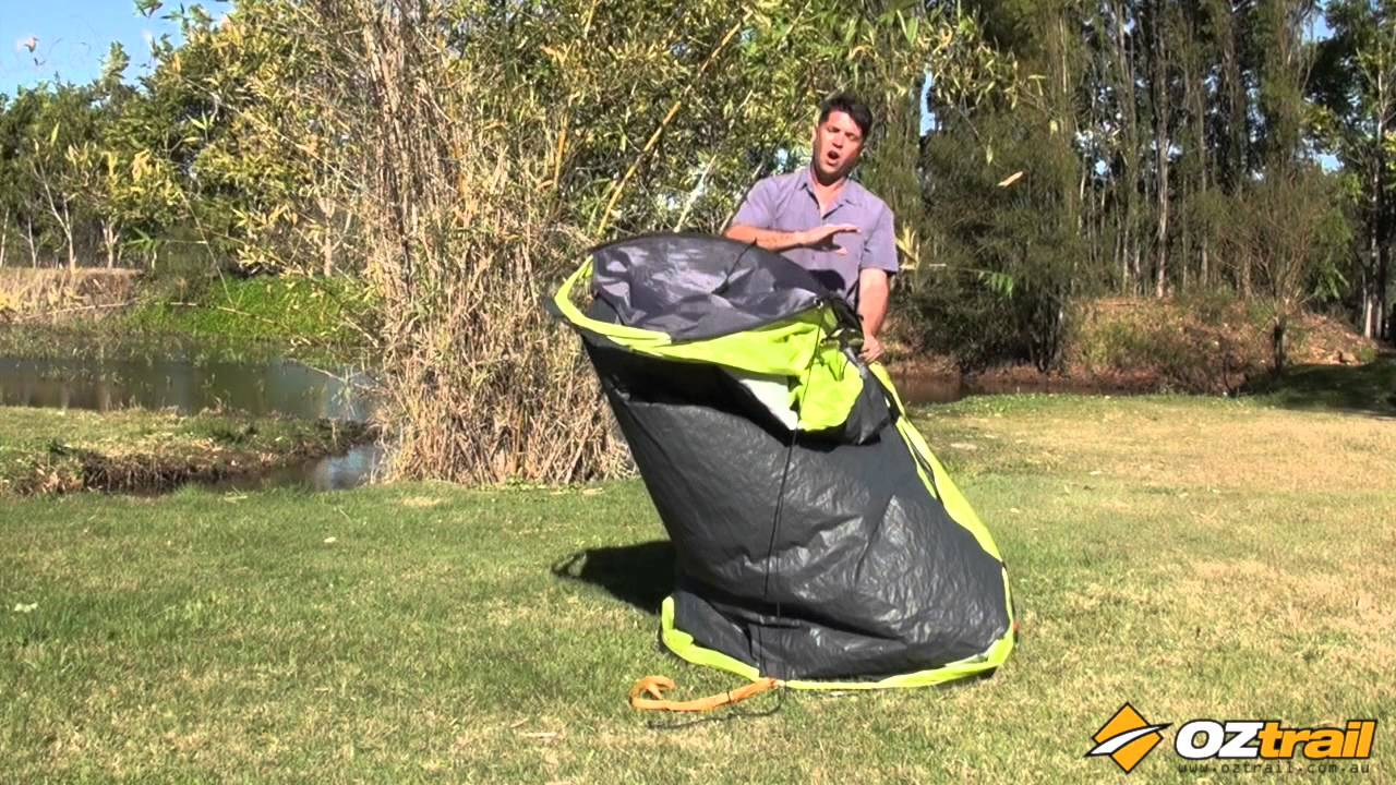 OZtrail Eco Tent Series - Pack Down Method  sc 1 st  YouTube & OZtrail Eco Tent Series - Pack Down Method - YouTube