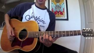 Smashing Pumpkins - Galapogos (Guitar Lesson)