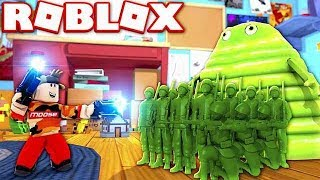 ROBLOX TOY BLOB BOSS BATTLE! (Roblox Blob Simulator)
