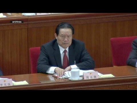 China launches probe into powerful ex-security chief Zhou Yongkang