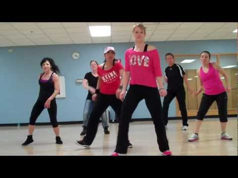 """Heather's choreo to """"Panamiur"""" by Arcangel ft. Daddy Yankee"""