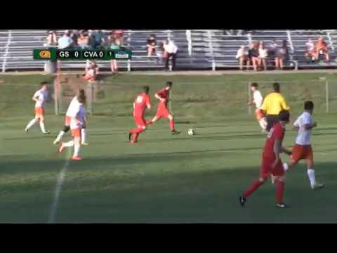 Glenwood Boys Soccer vs Coosa Valley Academy - April 4, 2017