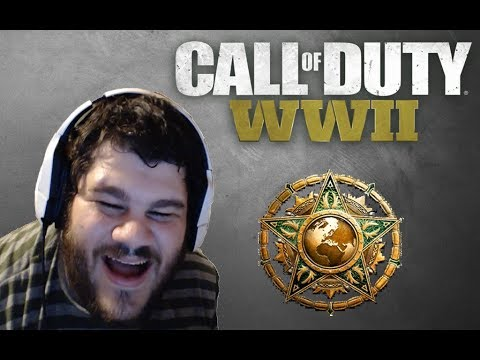 CALL OF DUTY WORLD WAR II | PRESTIGIO MAESTRO TOP 15 MUNDIAL