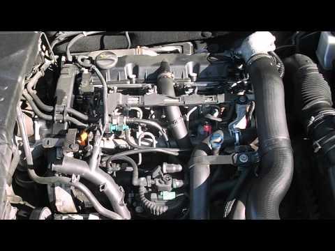 Citroen C5 2000-2004 2.0 HDI Engine Code RHZ