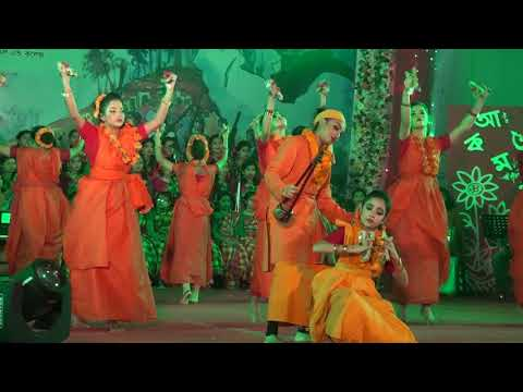 South Point School & College, Dhaka (CULTURAL PROGRAM 2018)