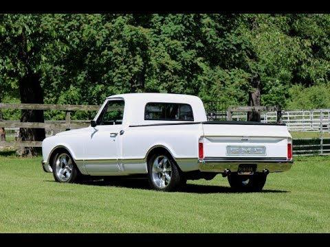 1967 GMC 1 2 Ton Short Bed Pickup Truck - YouTube