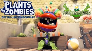 Peashooter on Suburbination Quest - Plants vs. Zombies: Battle for Neighborville Part 13