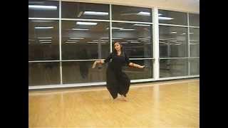 Trisha Sarker Mujhe Rang De Bollywood Dance Class
