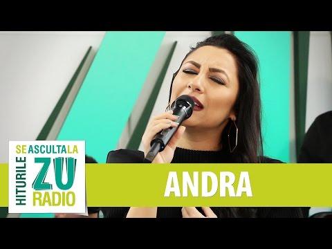 Andra - Blestem / Canta cucu' / Constantine / Lie Ciocarlie (Live la Radio ZU)