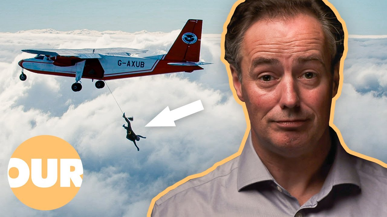 This Man's Parachute Jump Went Horribly Wrong | Our Life