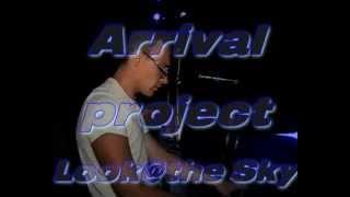 Arrival project & Dj Fonarь - Посмотри на Небо_Kazantip 2000