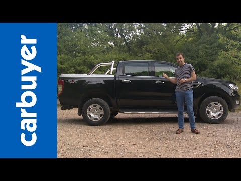 Ford Ranger pickup 2016 review - Carbuyer
