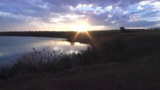 Унылая рыбалка на Большом Совхозском у поселка Поперечный