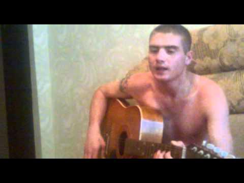 """песня под гитару""""о Джана"""""""