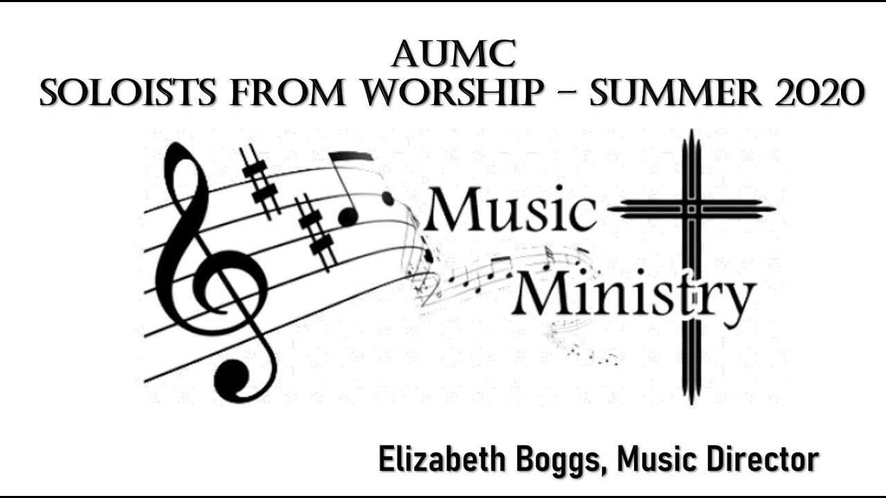 Soloists from Summer Worship