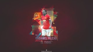 Radamel Falcao - Welcome To Manchester United - 2014 | 1080p