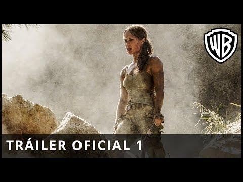 Tomb Raider - Tráiler Oficial 1(uno) - Castellano HD