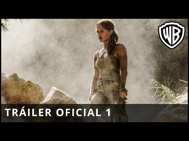 Estreno de la semana: 'Tomb Raider'