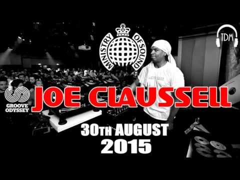 Joe Claussell @ Ministry of Sound (Groove Odyssey) 30th August 2015