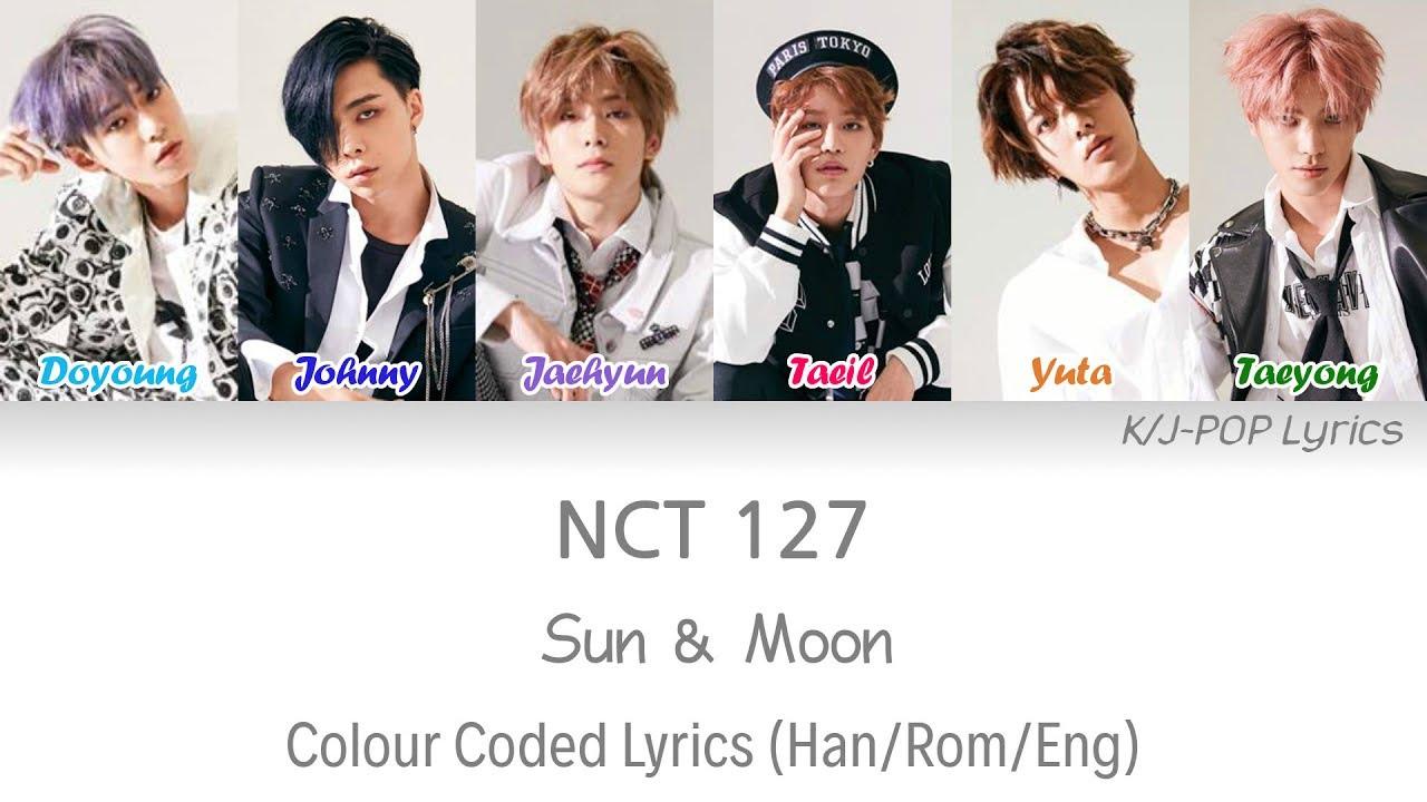 NCT 127 – Sun Moon