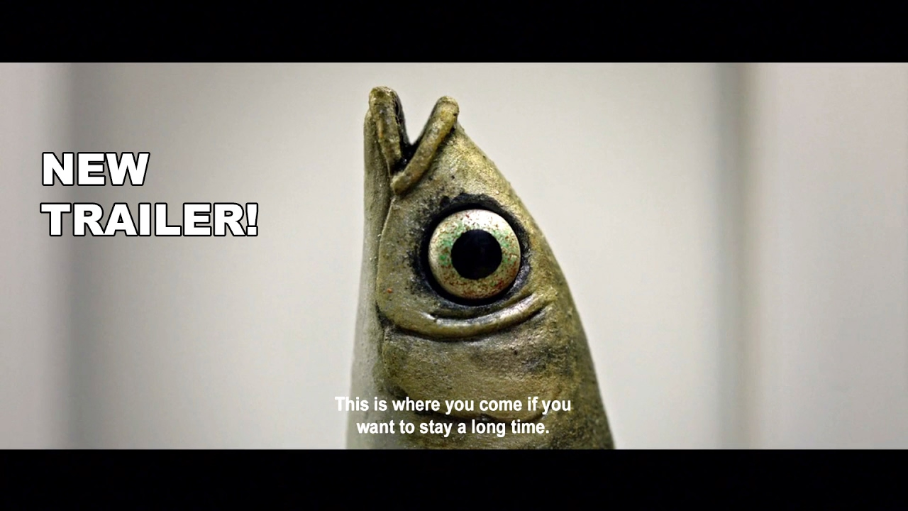The Burden (Min Börda) - NEW TRAILER! - Stop Motion animation movies ...