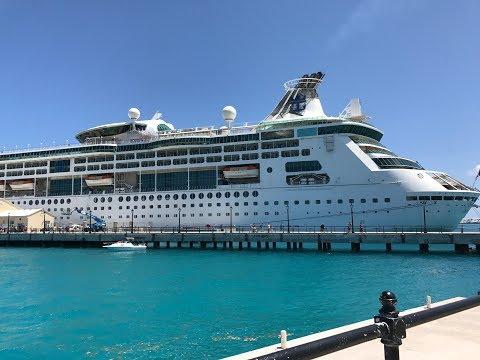 Royal Caribbean Grandeur of the Seas - Bermuda Cruise Vlog!