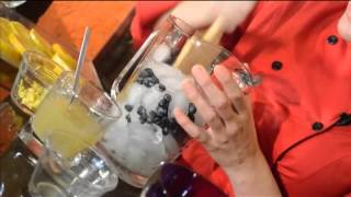 Sangria De Blueberries