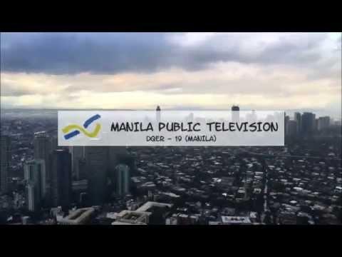 Manila Public Television Ident (2015-Present)